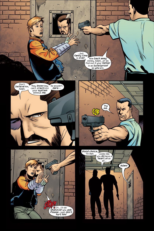 Read online Machine Teen comic -  Issue #5 - 4