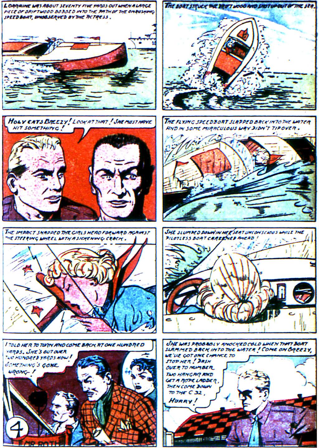 Read online Adventure Comics (1938) comic -  Issue #43 - 53
