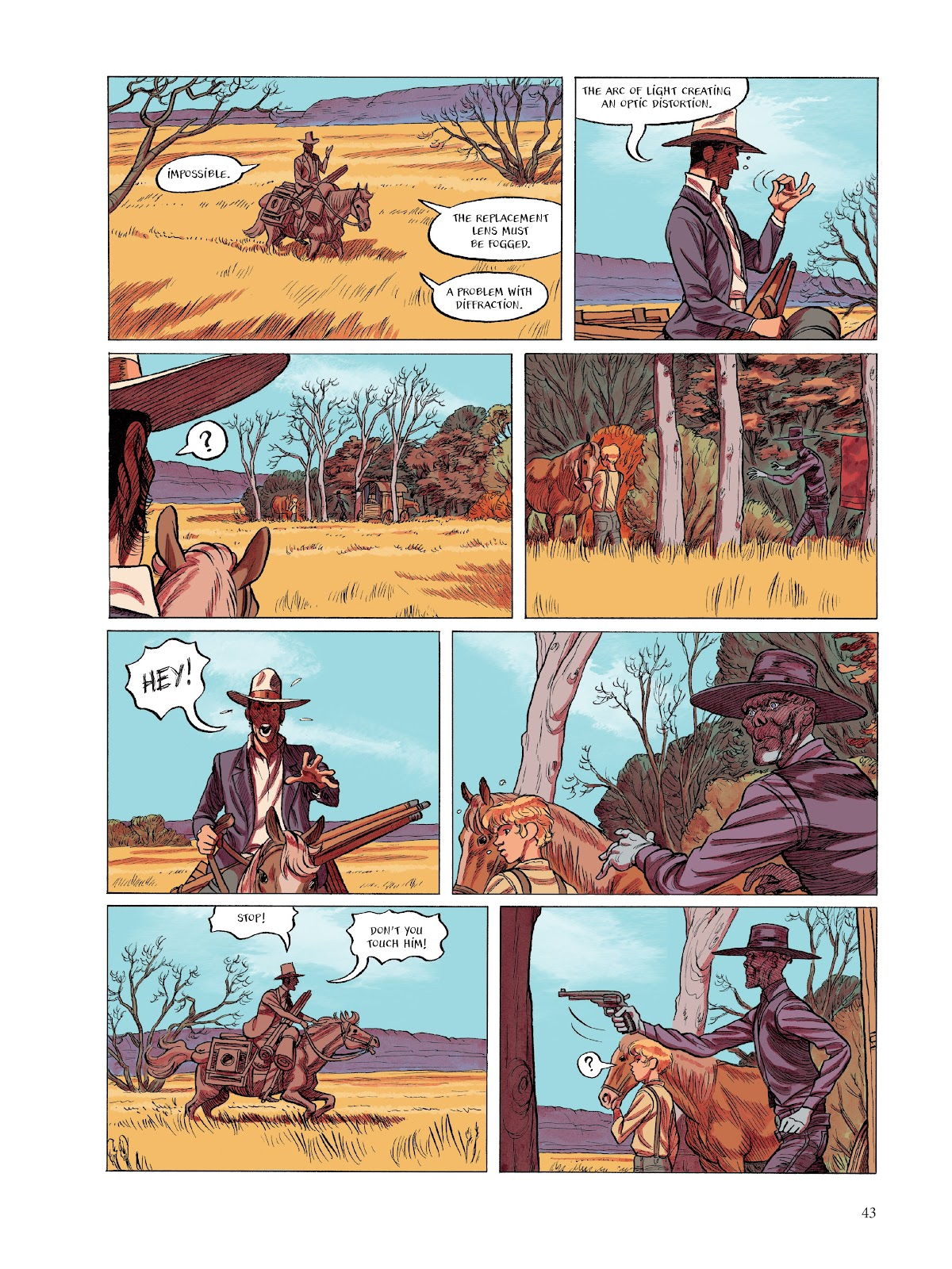Read online The Smell of Starving Boys comic -  Issue # TPB - 44