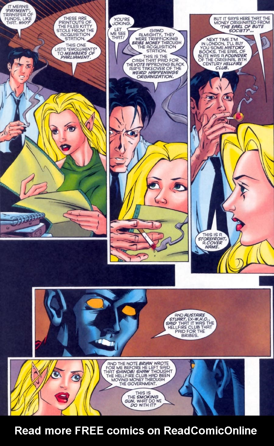 Excalibur (1988) issue 99 - Page 5