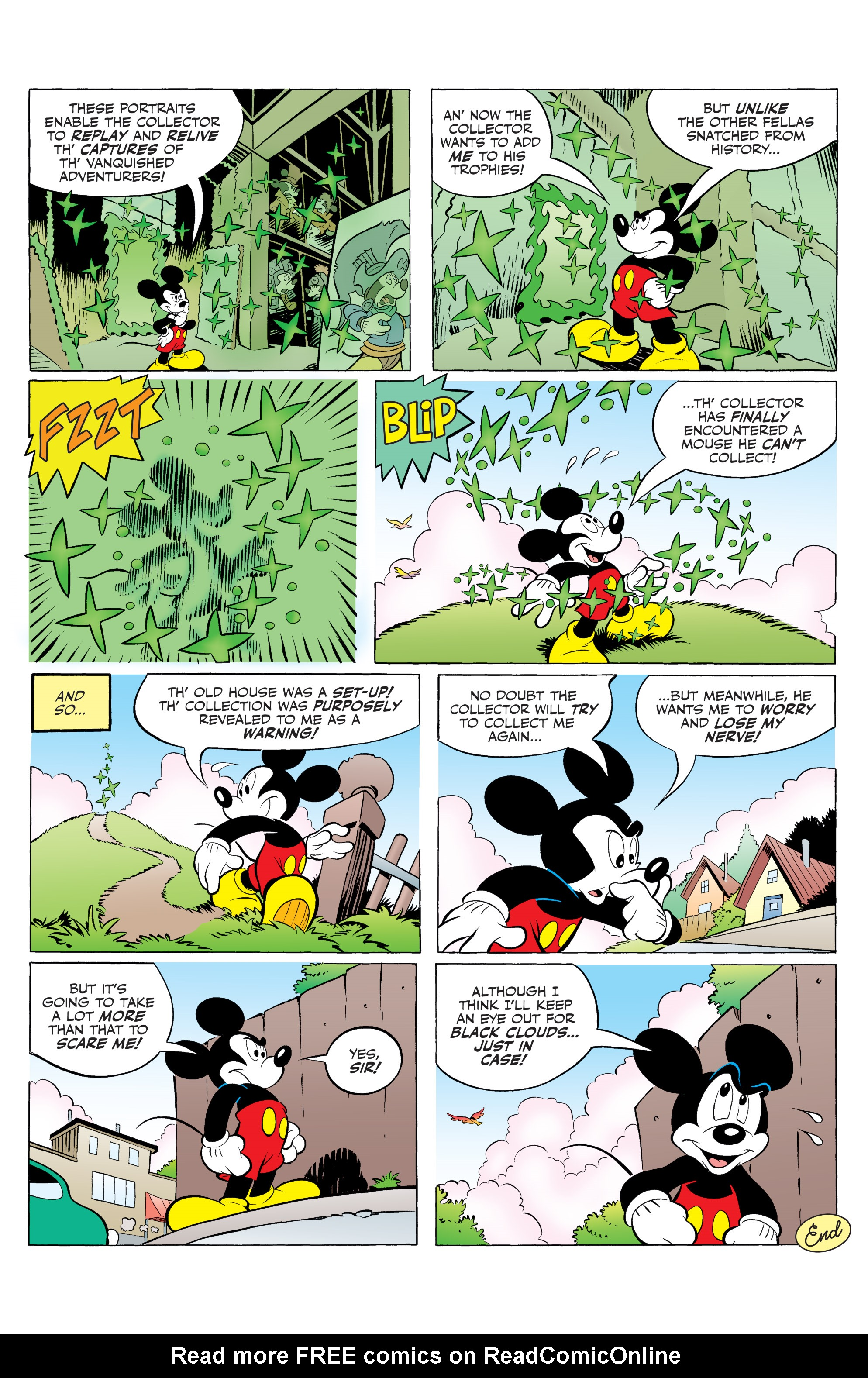 Read online Mickey Mouse (2015) comic -  Issue #20 - 32