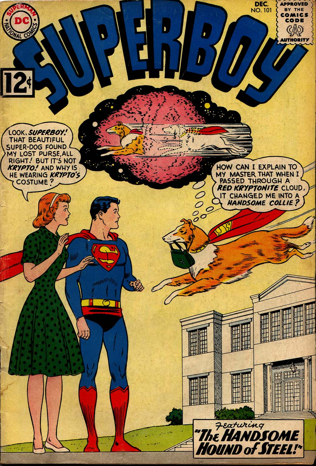 Superboy (1949) issue 101 - Page 1
