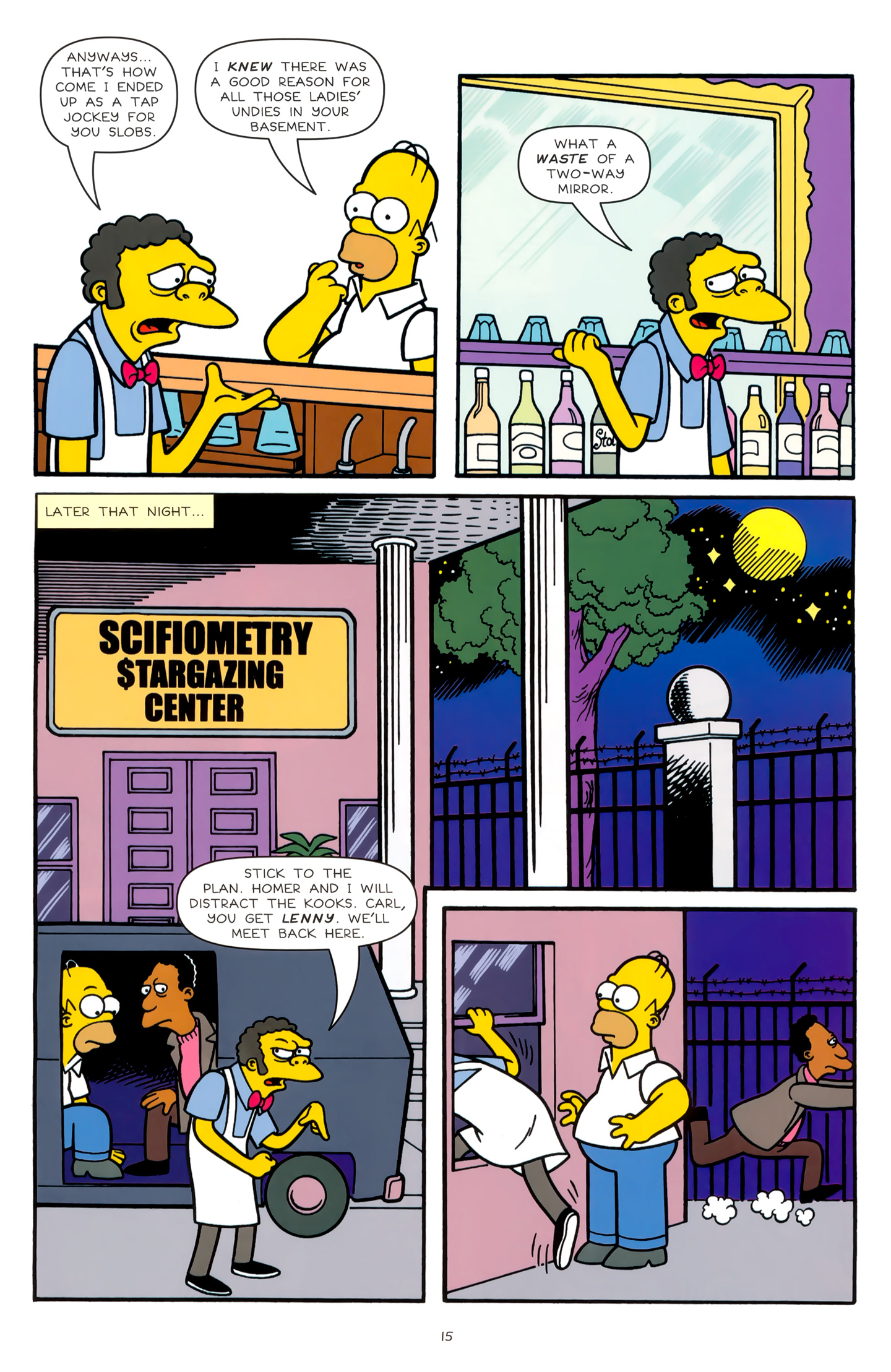 Read online Simpsons Comics comic -  Issue #179 - 13