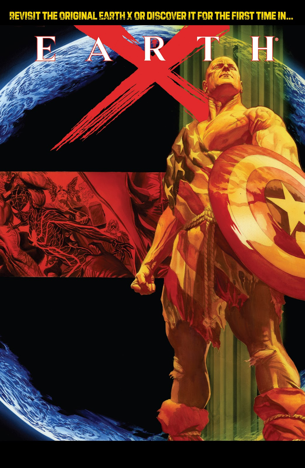 Read online Marvels X comic -  Issue #1 - 30