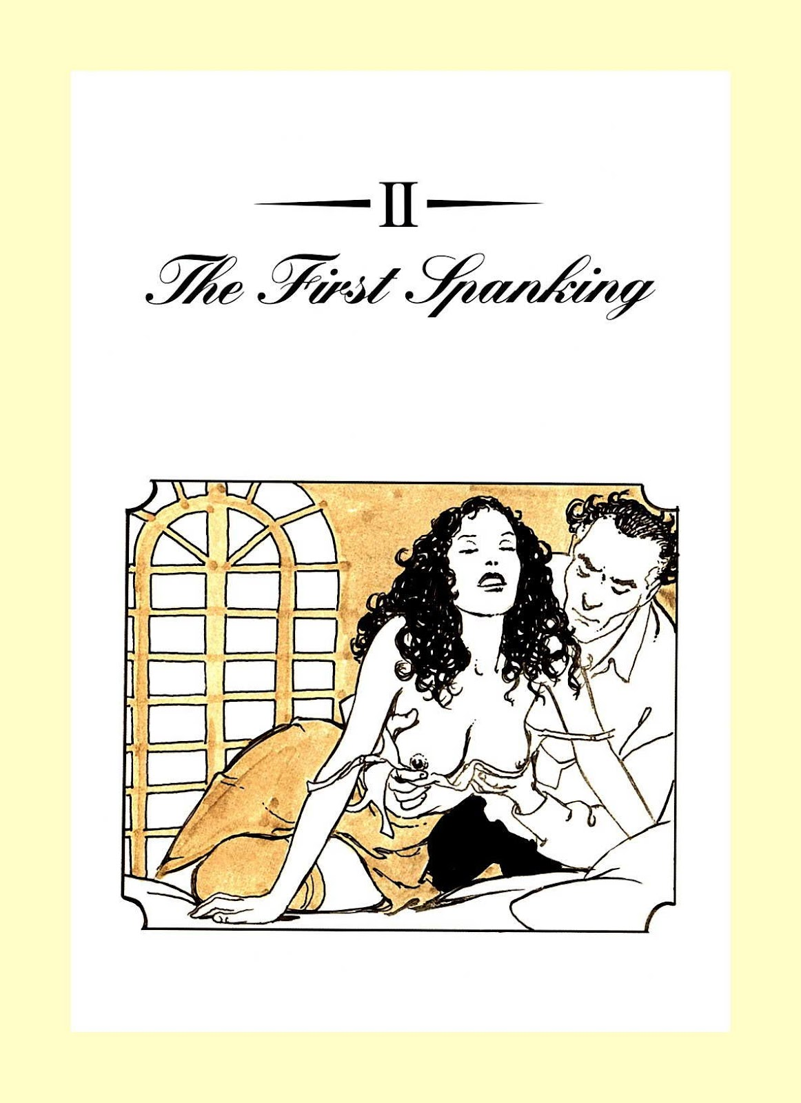 Read online The Art of Spanking comic -  Issue # TPB - 12