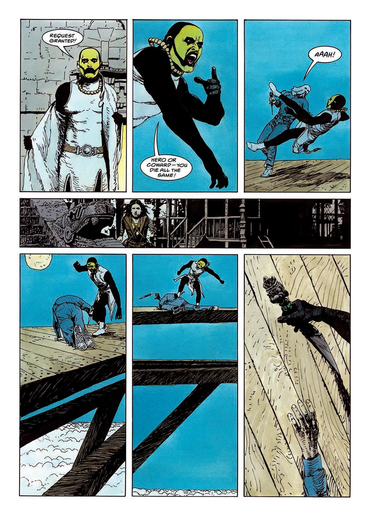 Read online Mazeworld comic -  Issue # TPB - 92