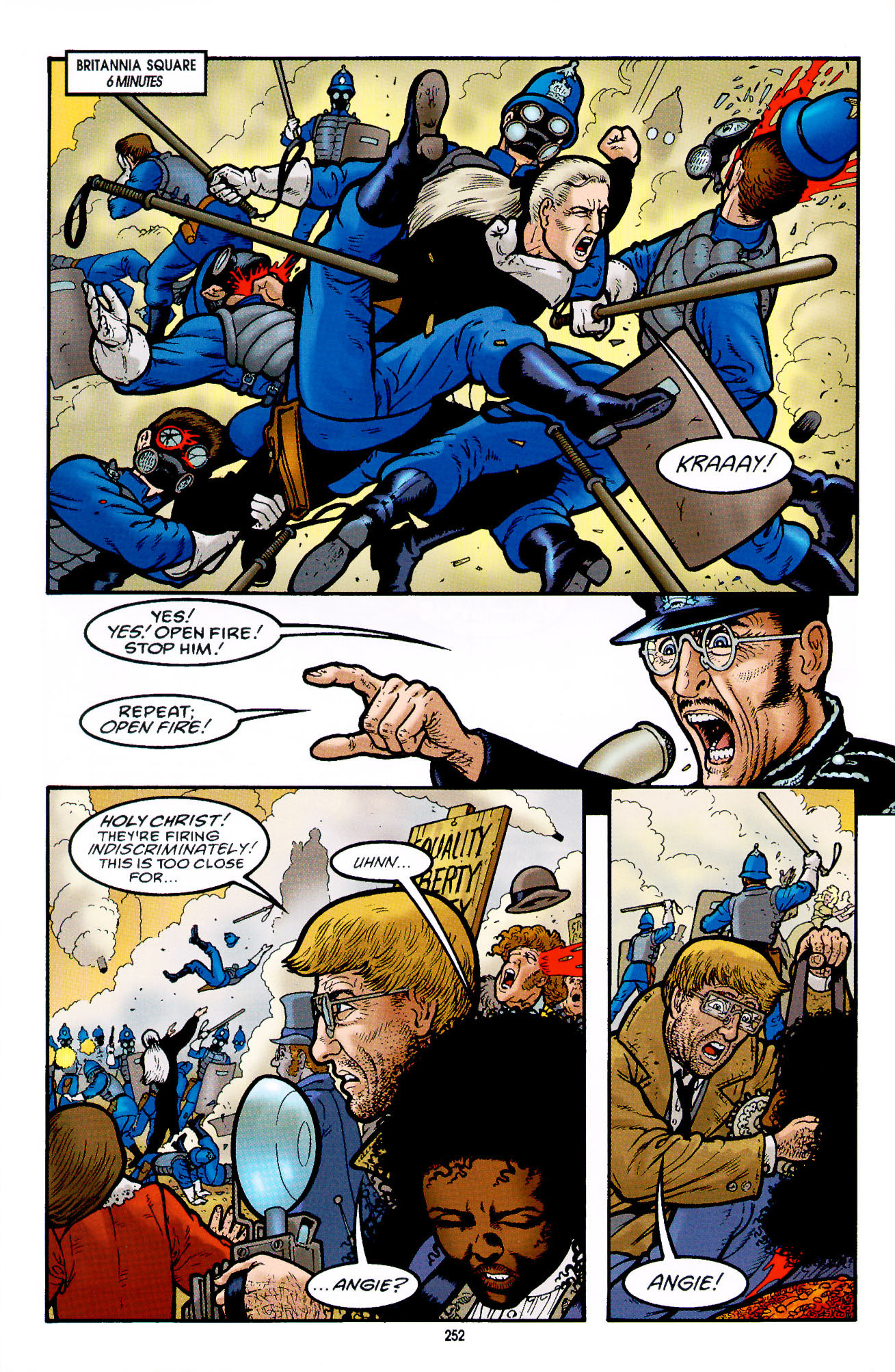 Read online Heart of Empire comic -  Issue #8 - 28