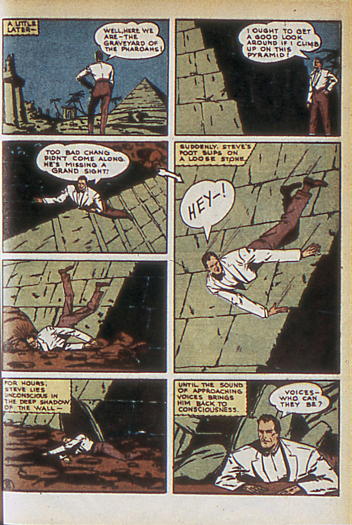 Read online Adventure Comics (1938) comic -  Issue #63 - 26