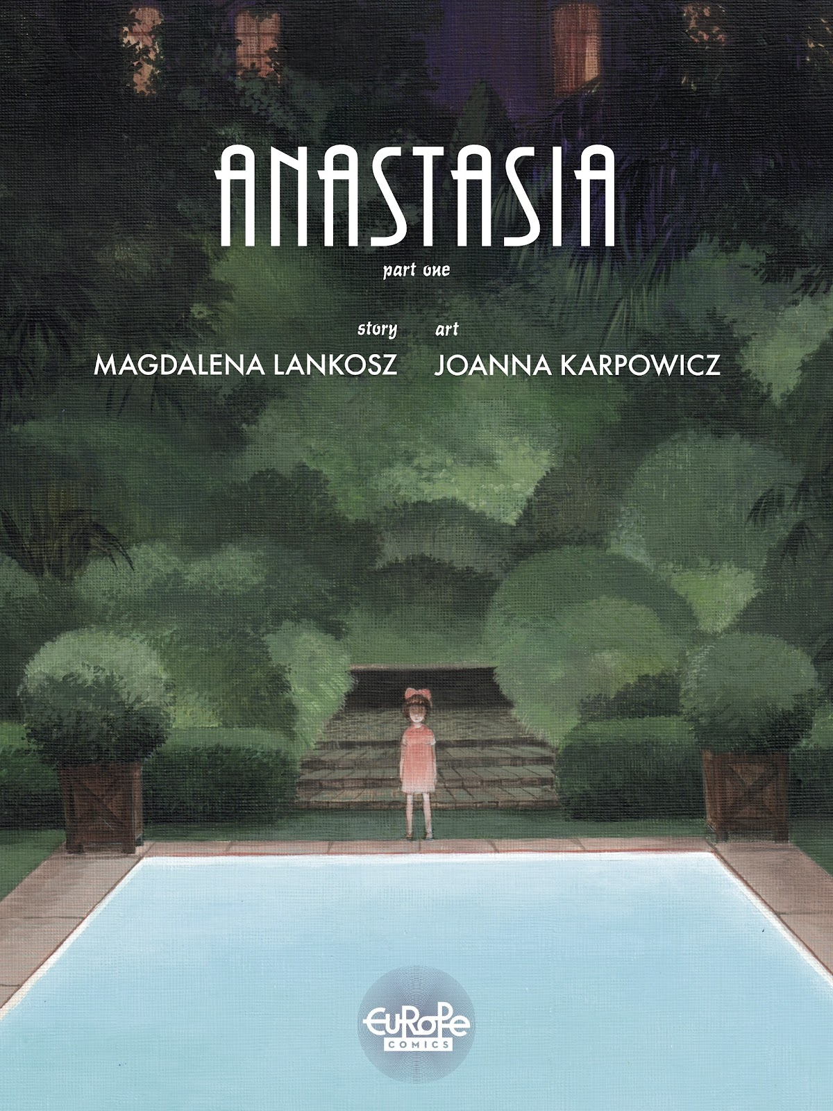 Anastasia issue TPB_1 - Page 1
