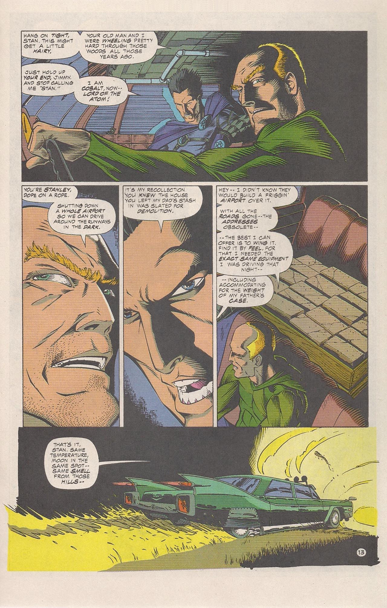 Read online Triumph comic -  Issue #4 - 21
