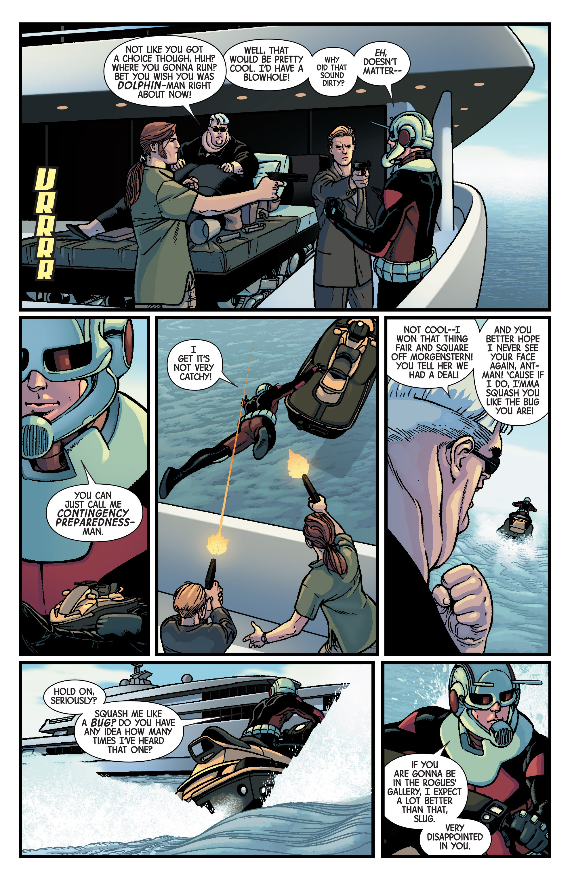 Read online Secret Wars: Last Days of the Marvel Universe comic -  Issue # TPB (Part 2) - 198