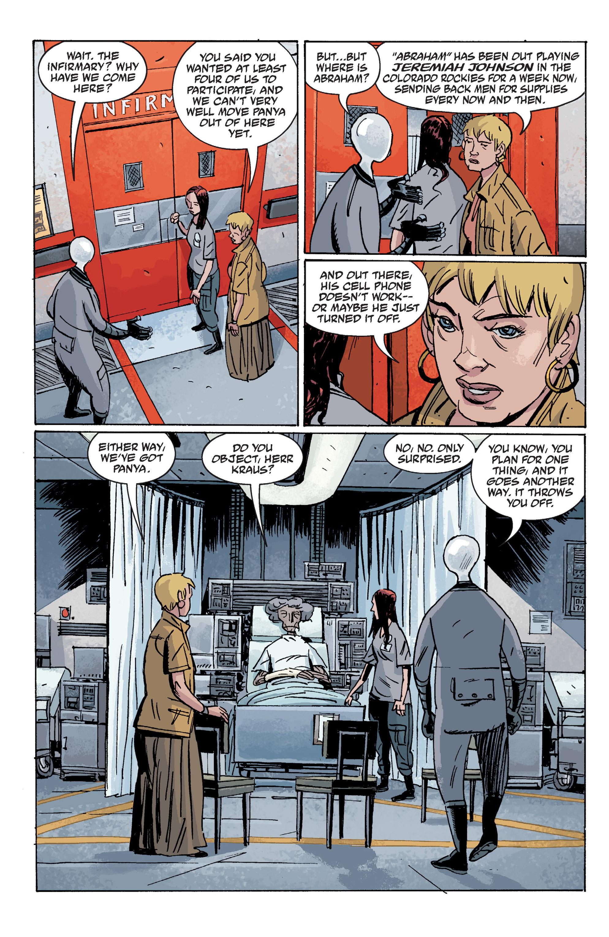 Read online B.P.R.D. (2003) comic -  Issue # TPB 10 - 24