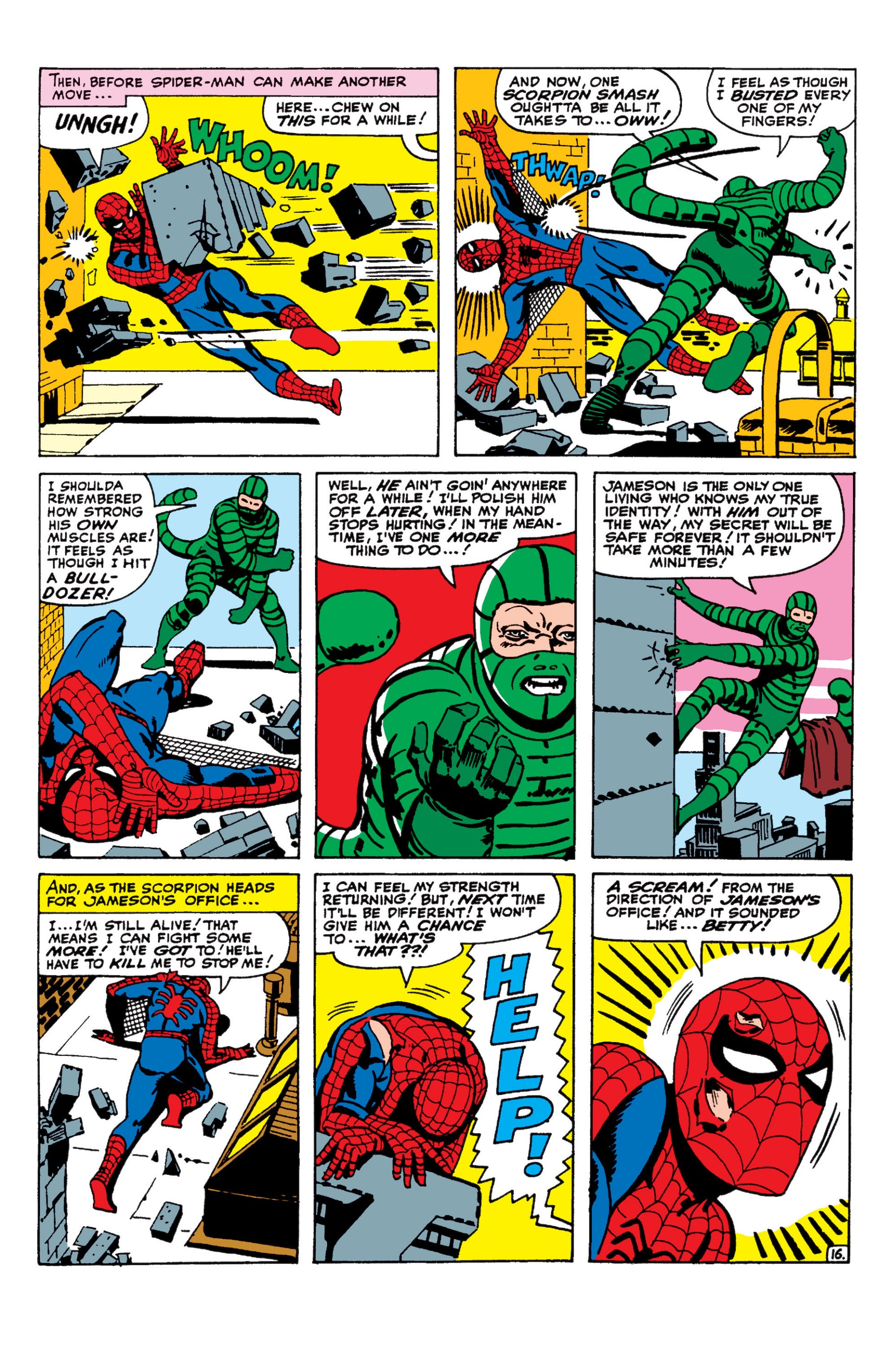 The Amazing Spider-Man (1963) 20 Page 16