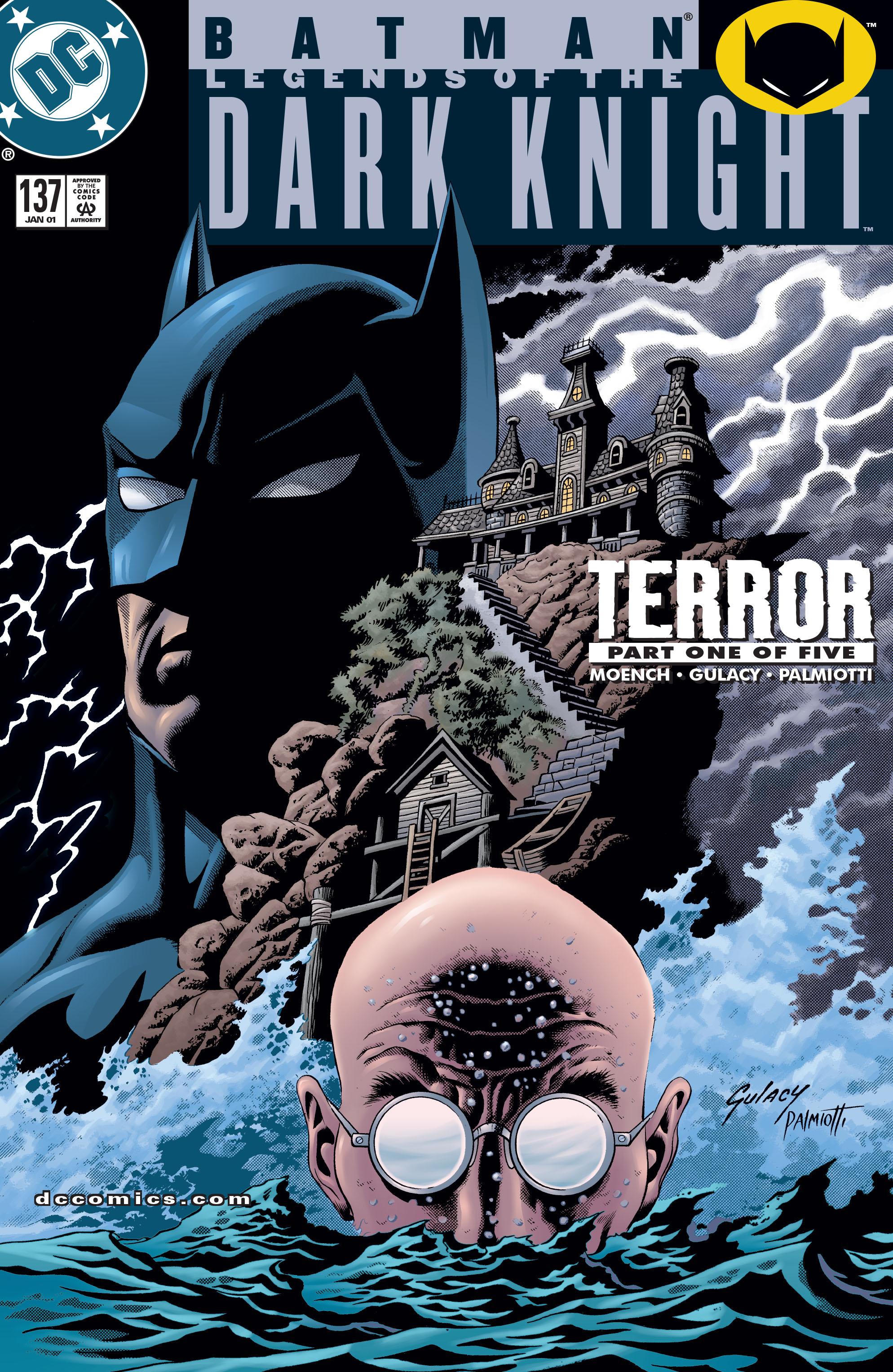 Batman: Legends of the Dark Knight 137 Page 1