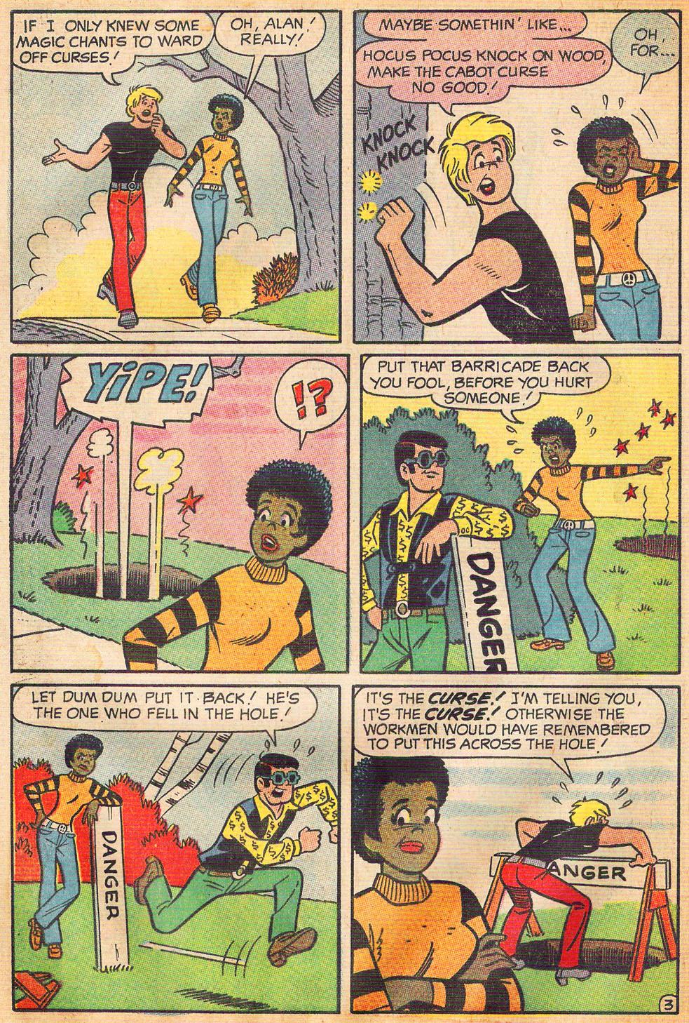 Read online She's Josie comic -  Issue #53 - 32