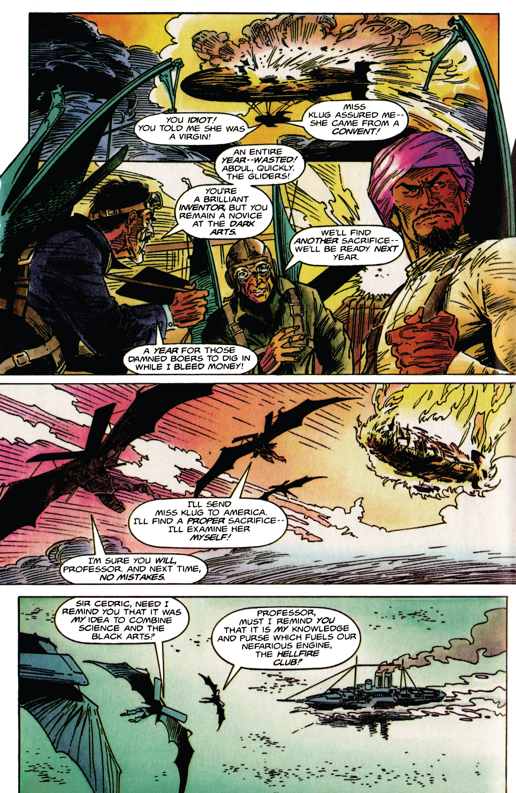Read online Shadowman (1992) comic -  Issue # _TPB 1 - 4