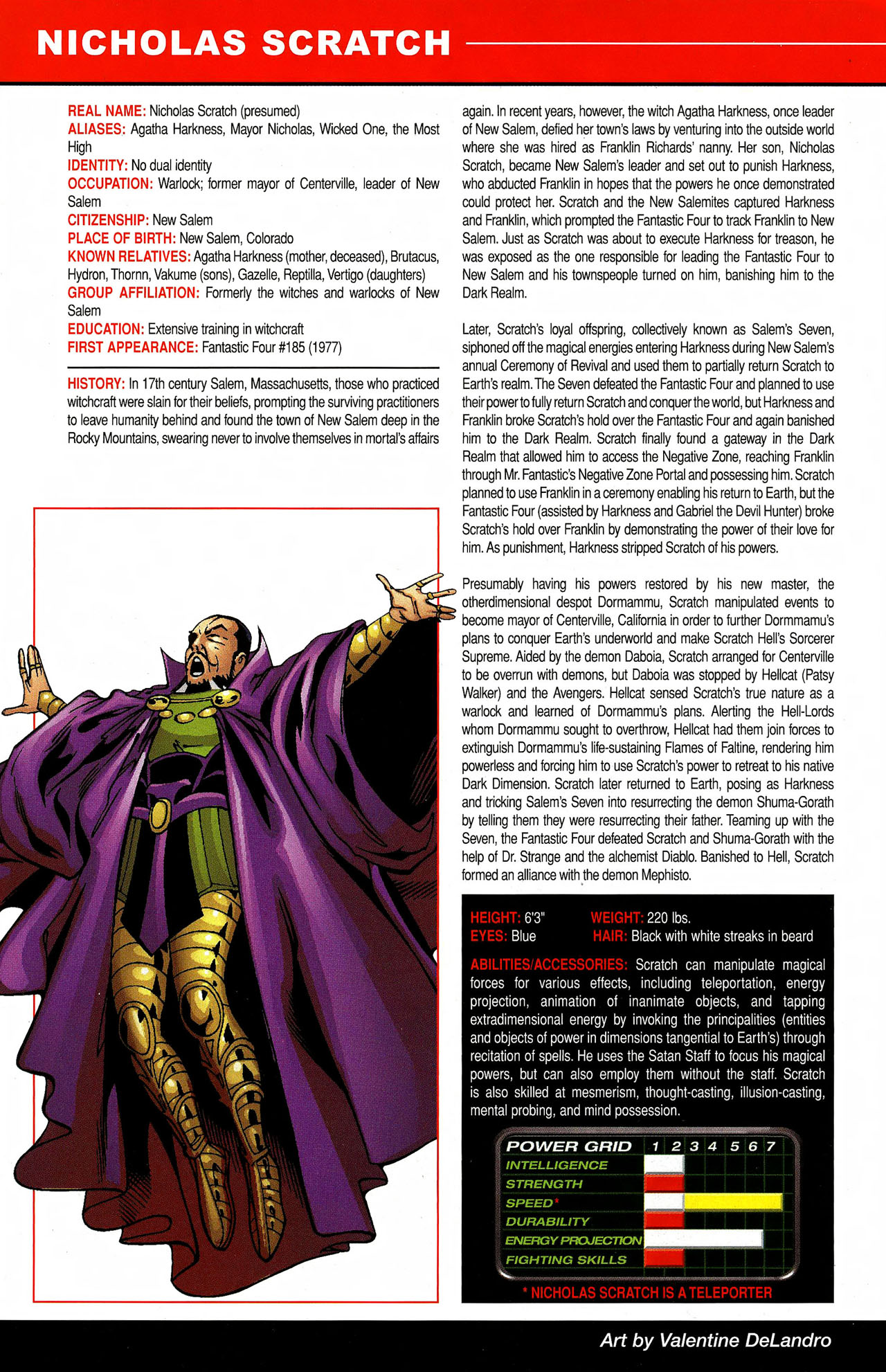 Read online All-New Official Handbook of the Marvel Universe A to Z comic -  Issue #9 - 50