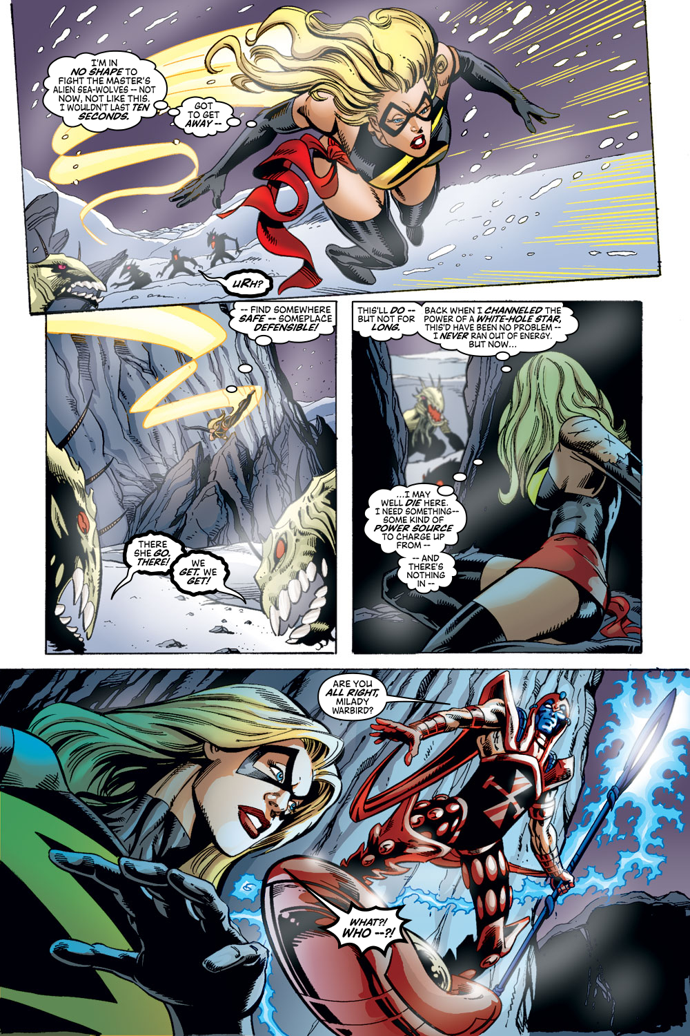 Read online Avengers (1998) comic -  Issue #47 - 8