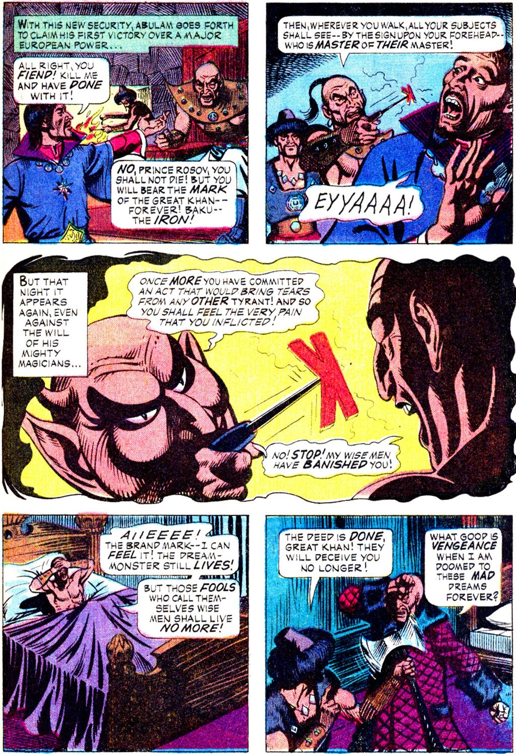 Boris Karloff Tales of Mystery issue 38 - Page 9