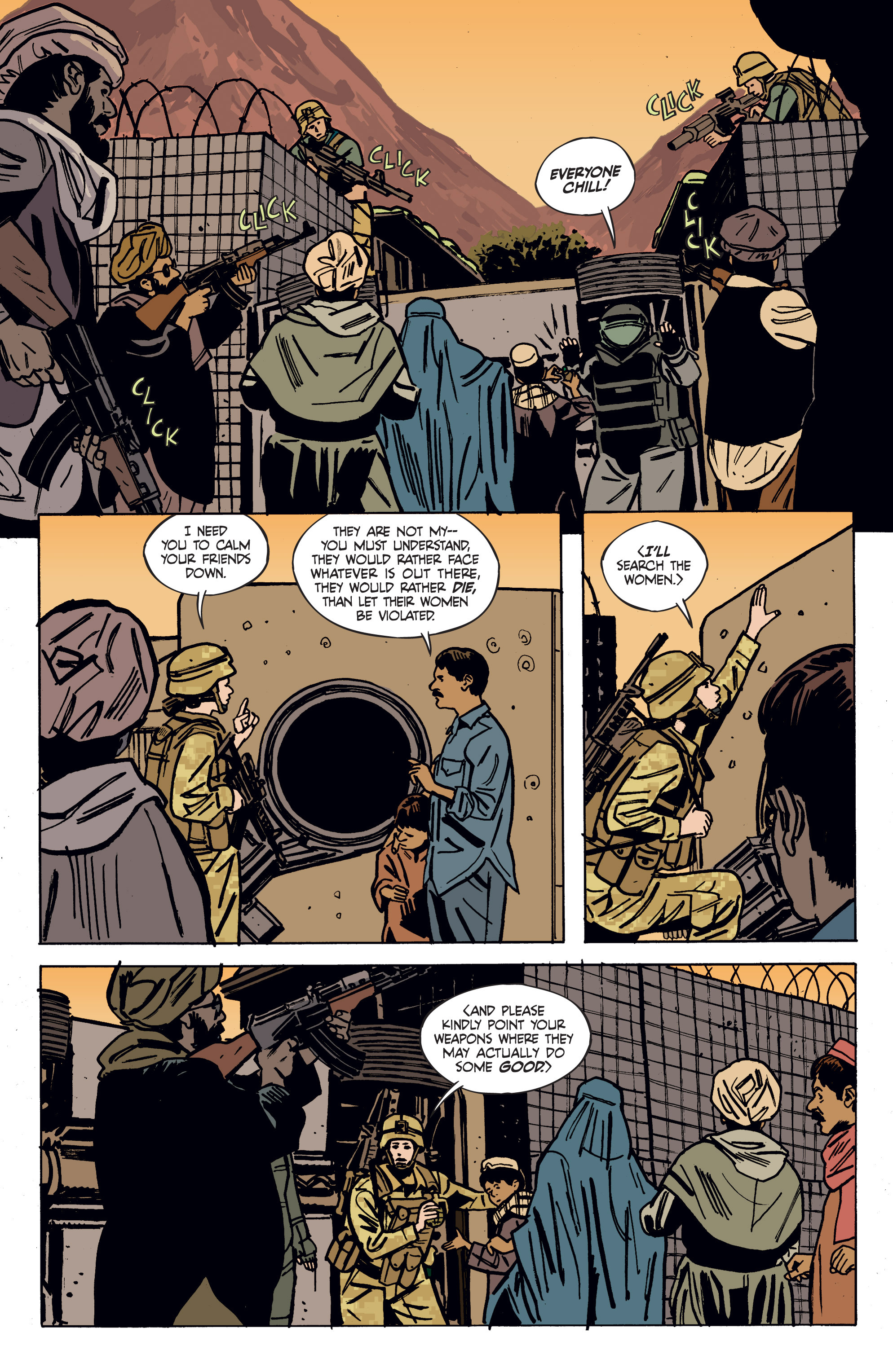 Read online Graveyard of Empires comic -  Issue # TPB - 64