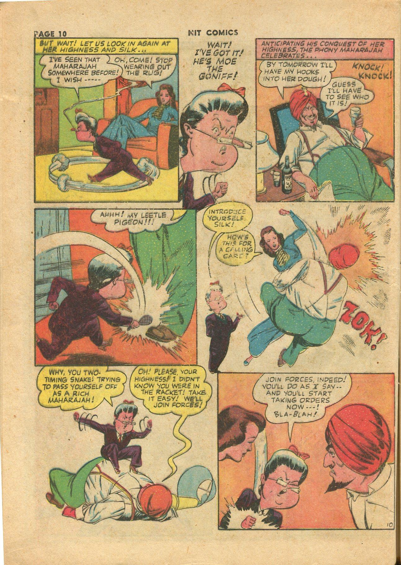 Read online Hit Comics comic -  Issue #28 - 13