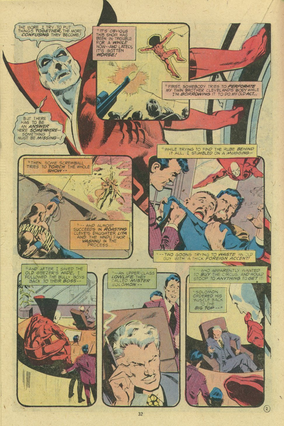 Read online Adventure Comics (1938) comic -  Issue #462 - 32
