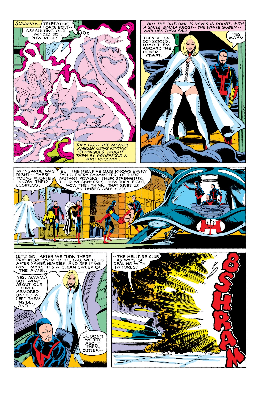 Read online X-Men Milestones: Dark Phoenix Saga comic -  Issue # TPB (Part 1) - 21