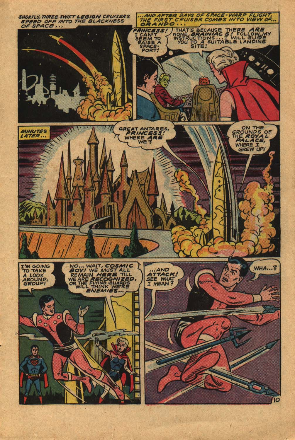 Read online Adventure Comics (1938) comic -  Issue #362 - 17
