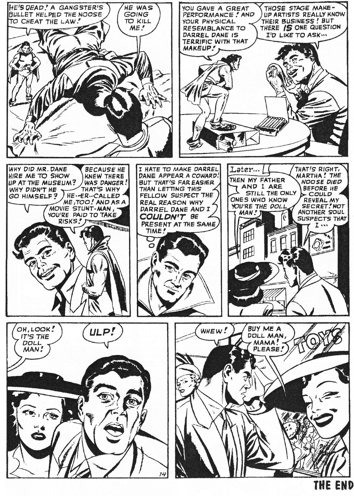 Read online Men of Mystery Comics comic -  Issue #81 - 17