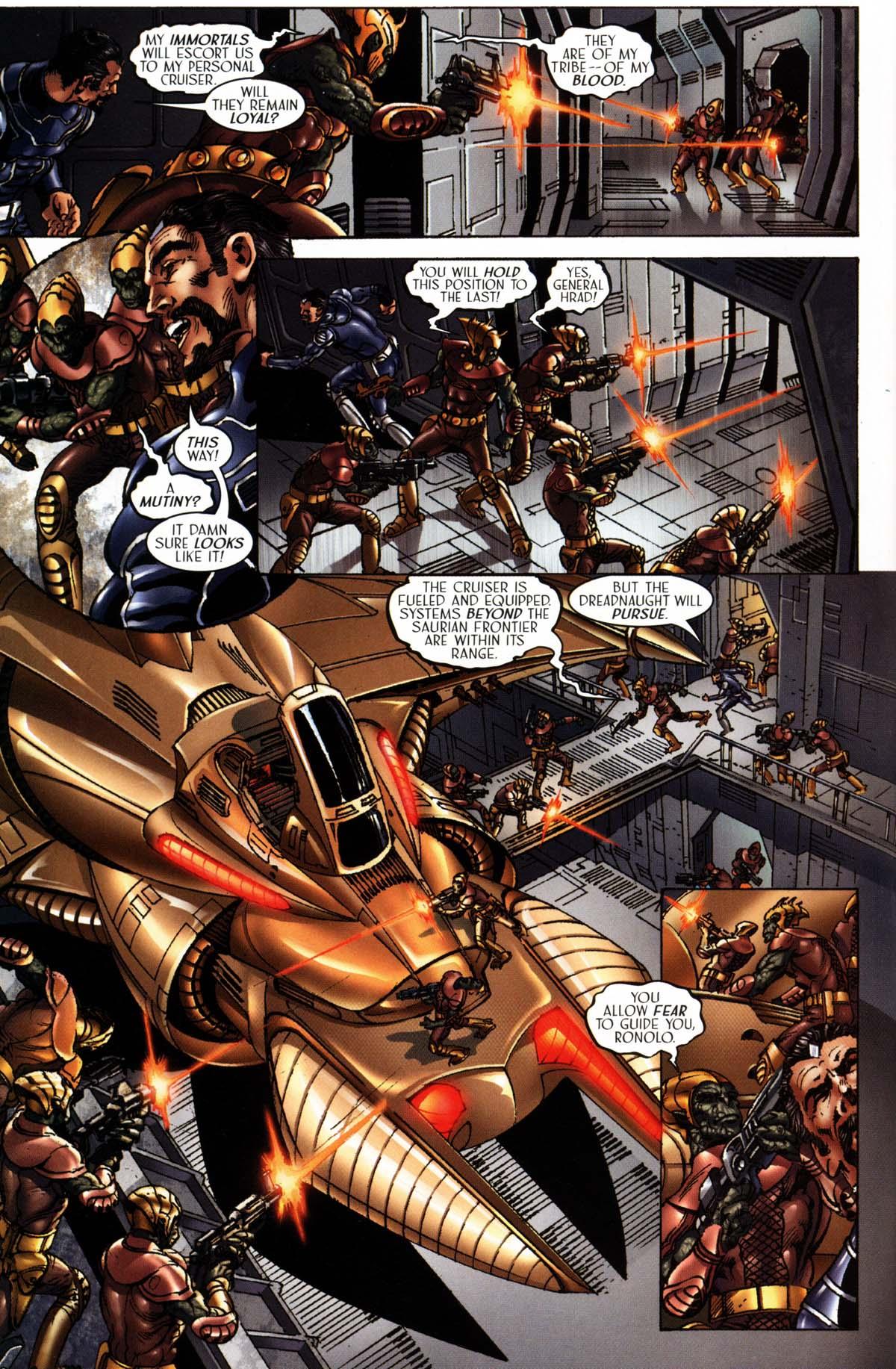Read online Sigil (2000) comic -  Issue #26 - 40