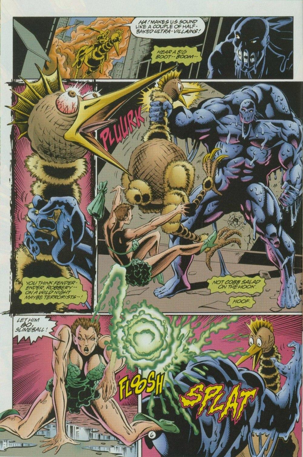Read online Sludge comic -  Issue #10 - 8