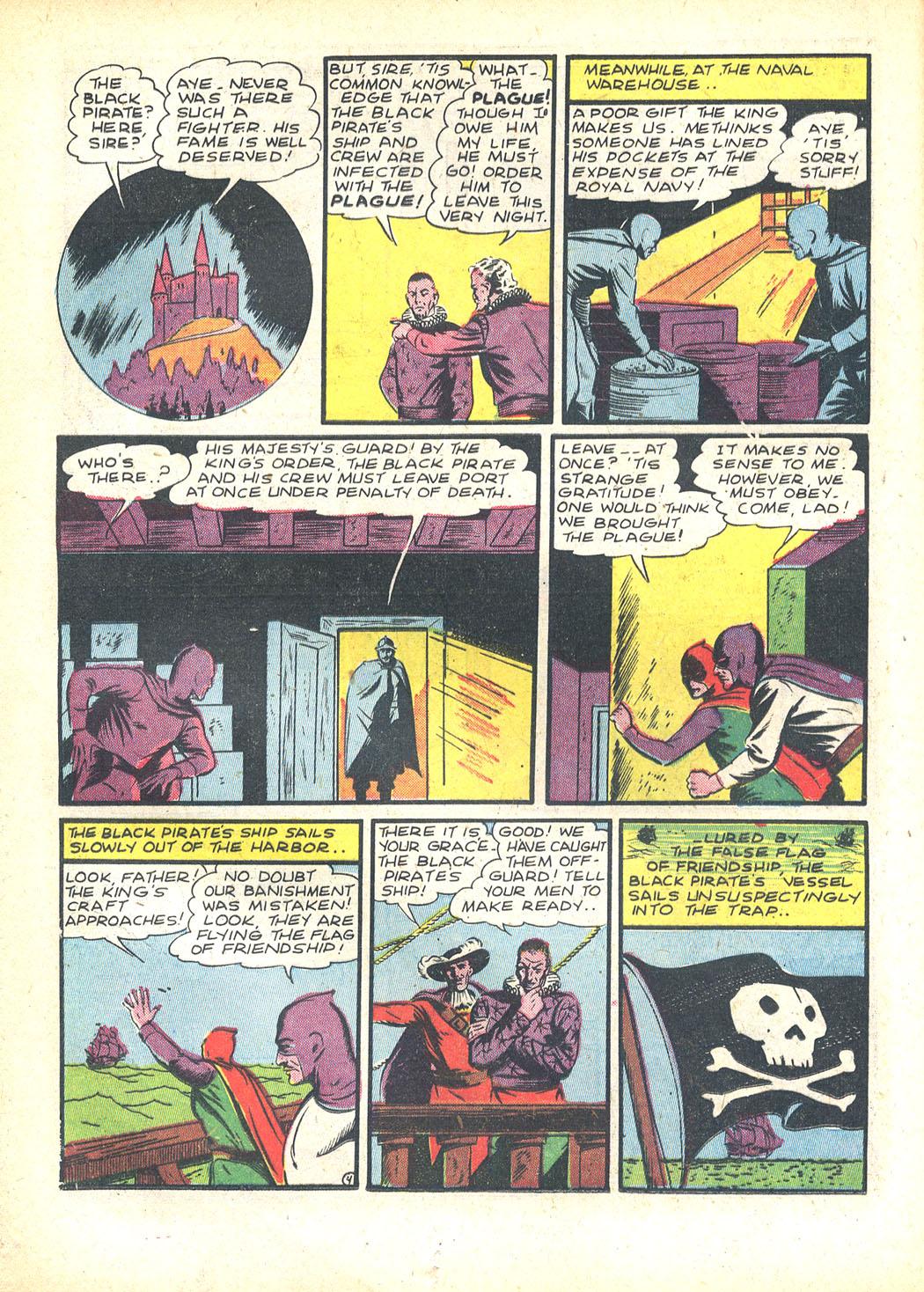 Read online Sensation (Mystery) Comics comic -  Issue #23 - 20