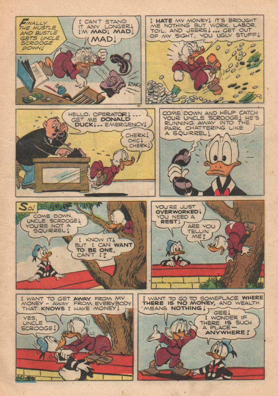 Read online Uncle Scrooge (1953) comic -  Issue #6 - 5