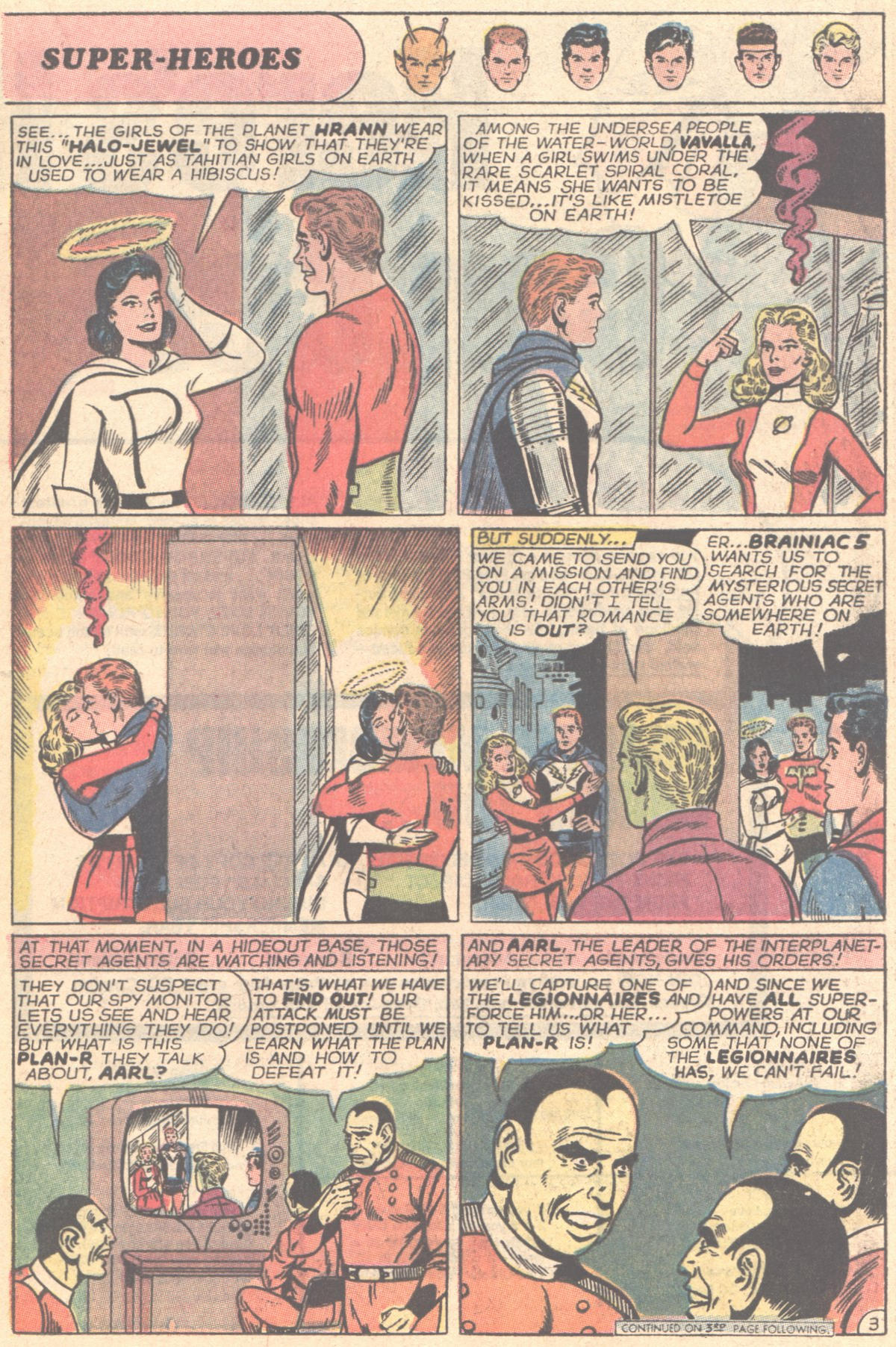 Read online Adventure Comics (1938) comic -  Issue #411 - 25