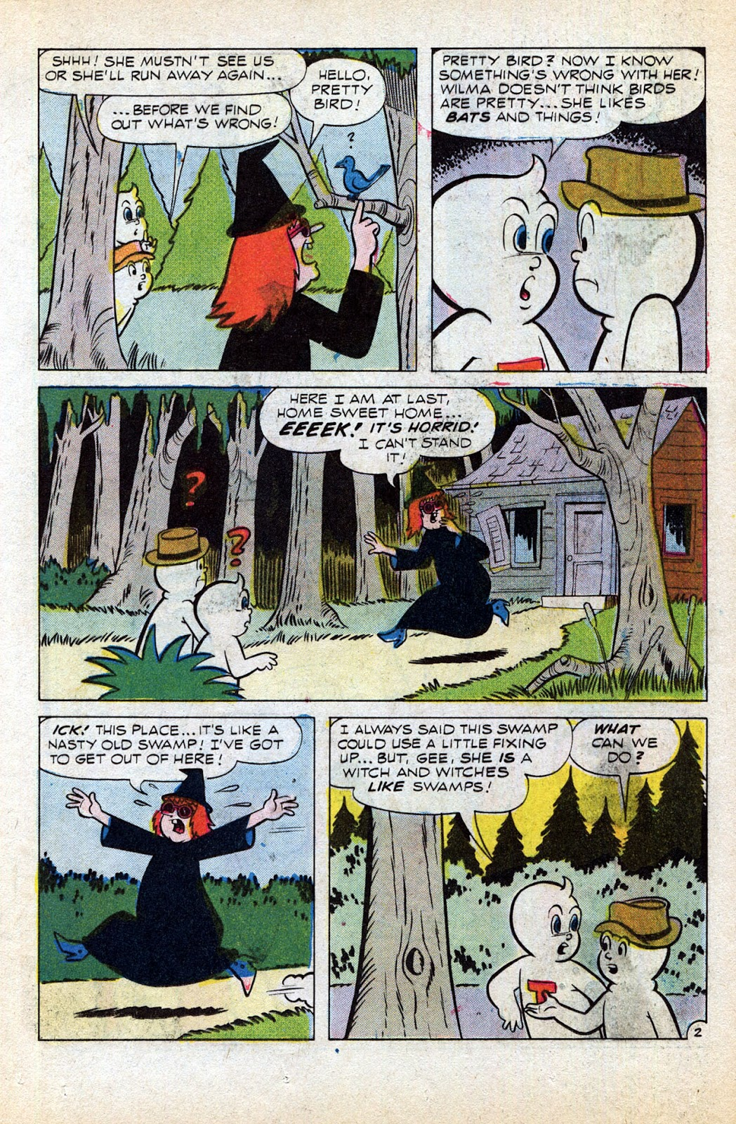Read online Timmy the Timid Ghost comic -  Issue #1 - 25