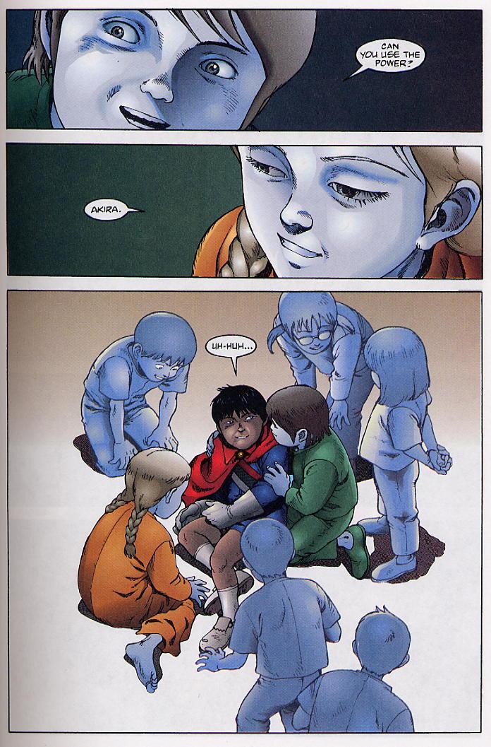 Read online Akira comic -  Issue #36 - 13