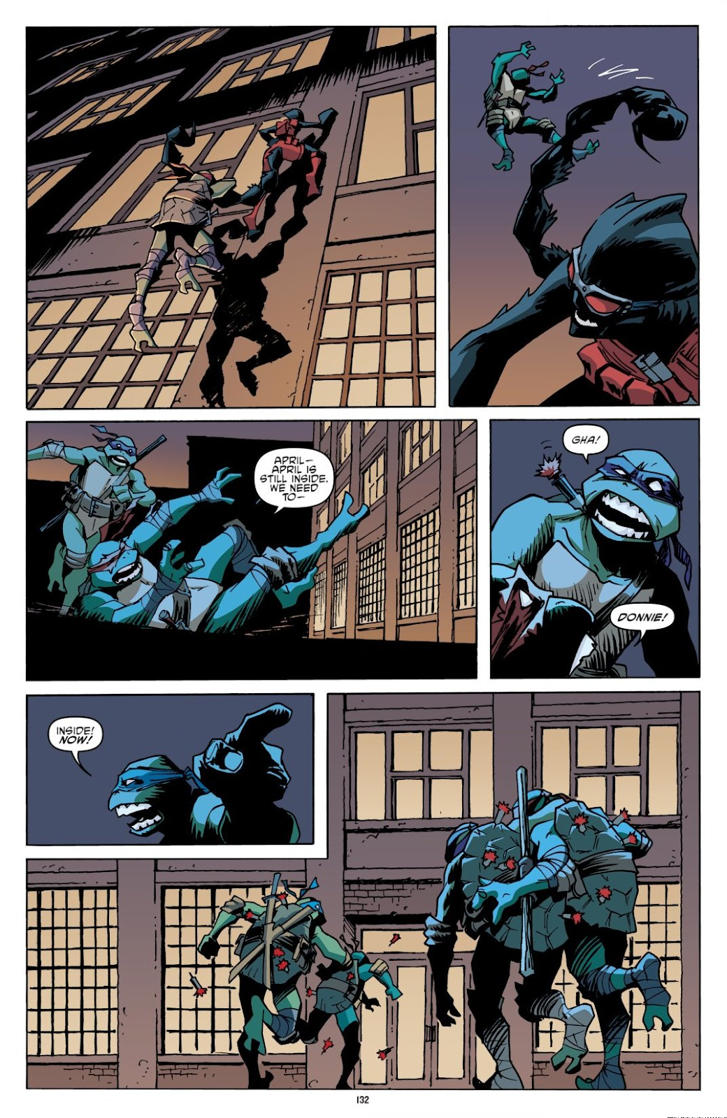 Read online Teenage Mutant Ninja Turtles: The IDW Collection comic -  Issue # TPB 8 (Part 2) - 31