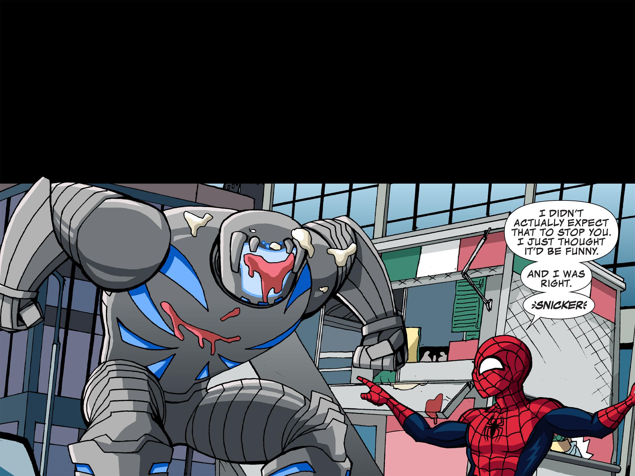 Read online Ultimate Spider-Man (Infinite Comics) (2015) comic -  Issue #3 - 34