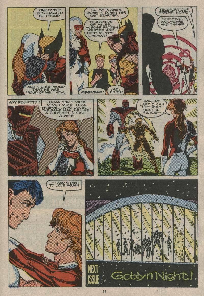Read online Alpha Flight (1983) comic -  Issue #53 - 24