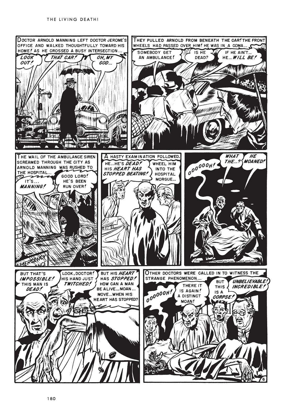 Read online Doctor of Horror and Other Stories comic -  Issue # TPB (Part 2) - 96