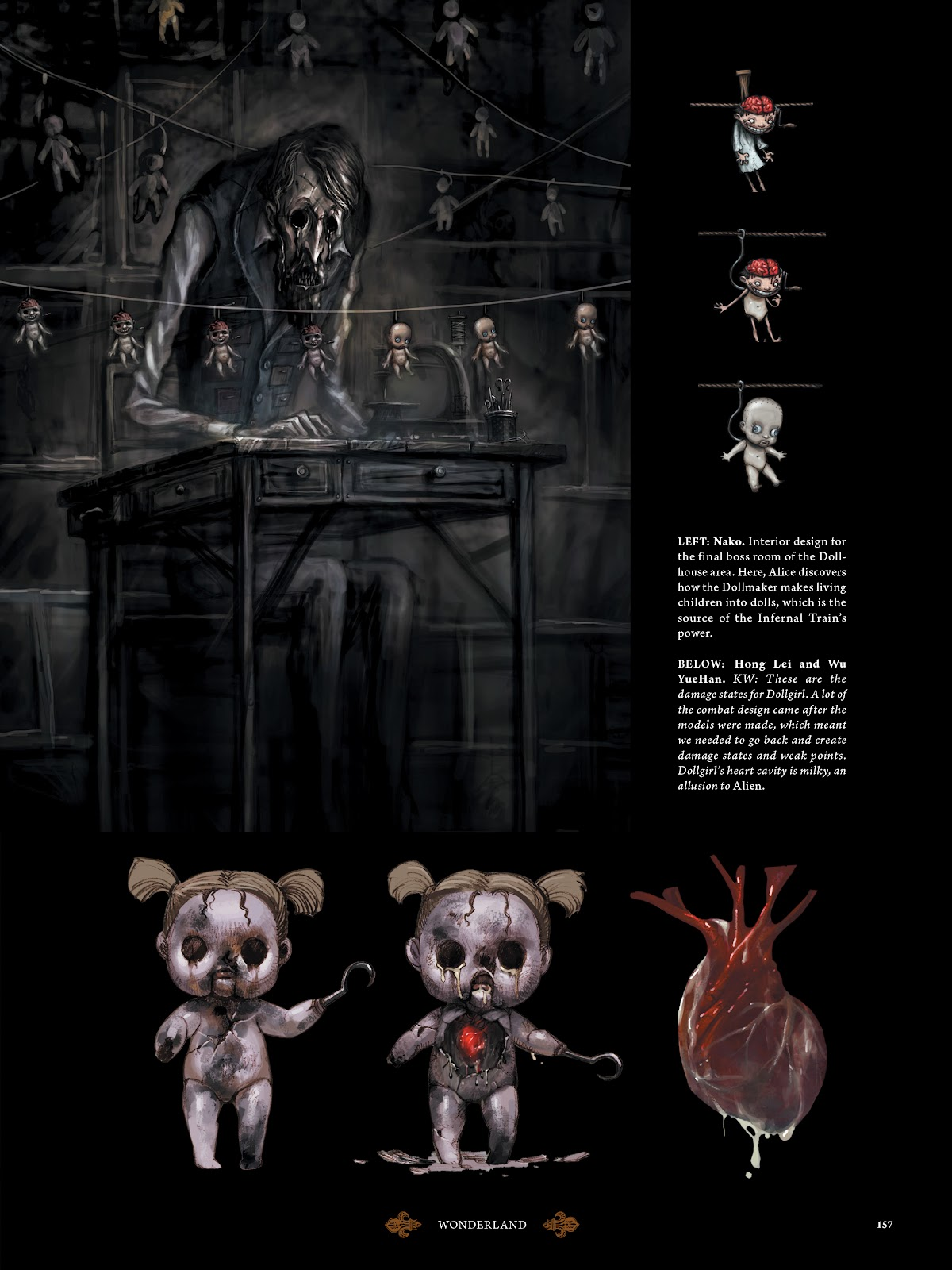 Read online The Art of Alice: Madness Returns comic -  Issue # TPB (Part 2) - 49