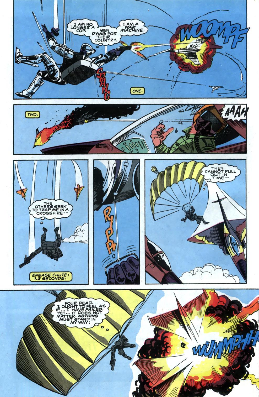 Read online Robocop (1990) comic -  Issue #5 - 13