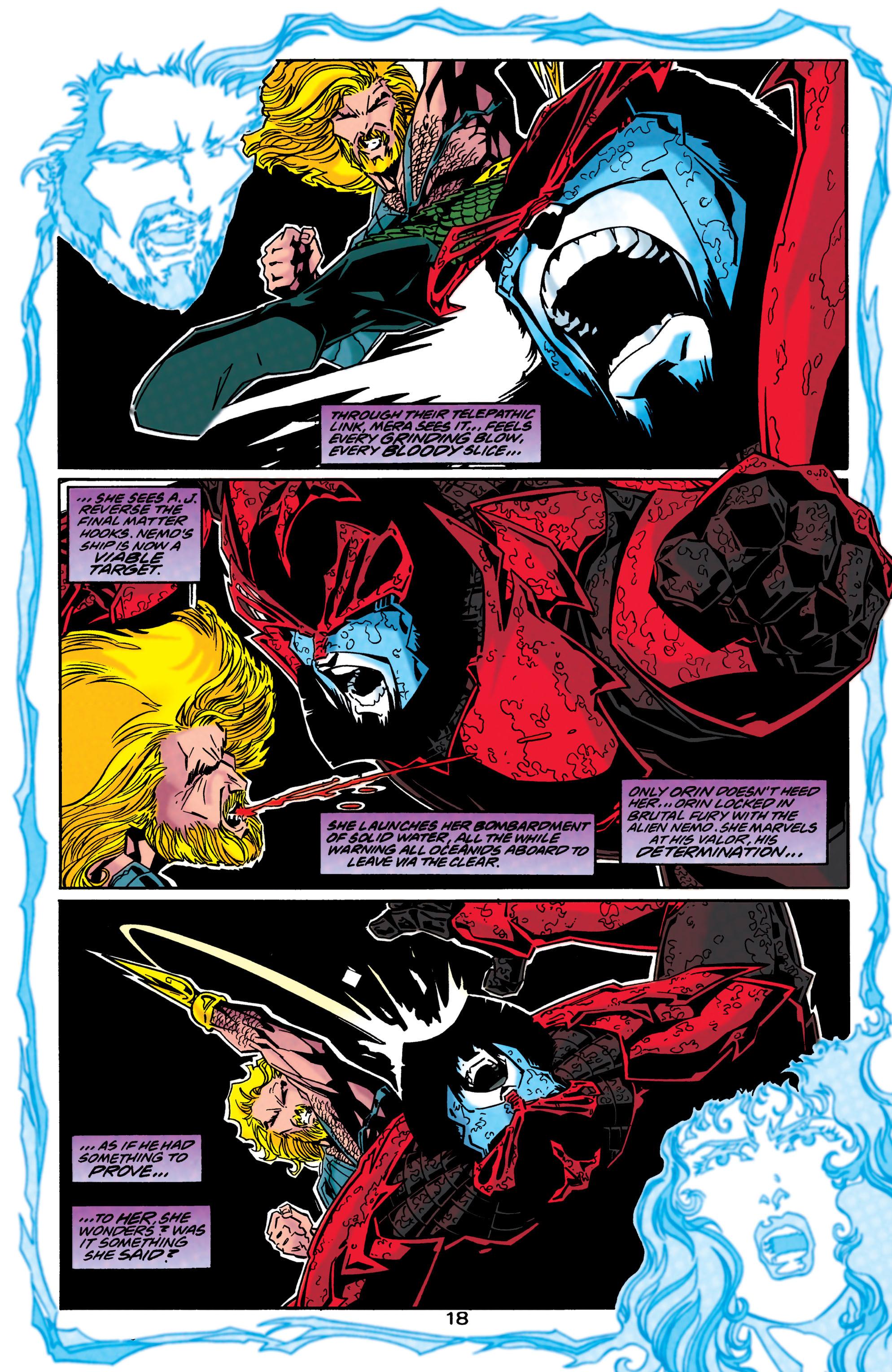 Read online Aquaman (1994) comic -  Issue #48 - 18