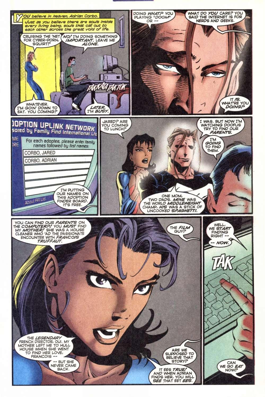 Read online Alpha Flight (1997) comic -  Issue #7 - 14