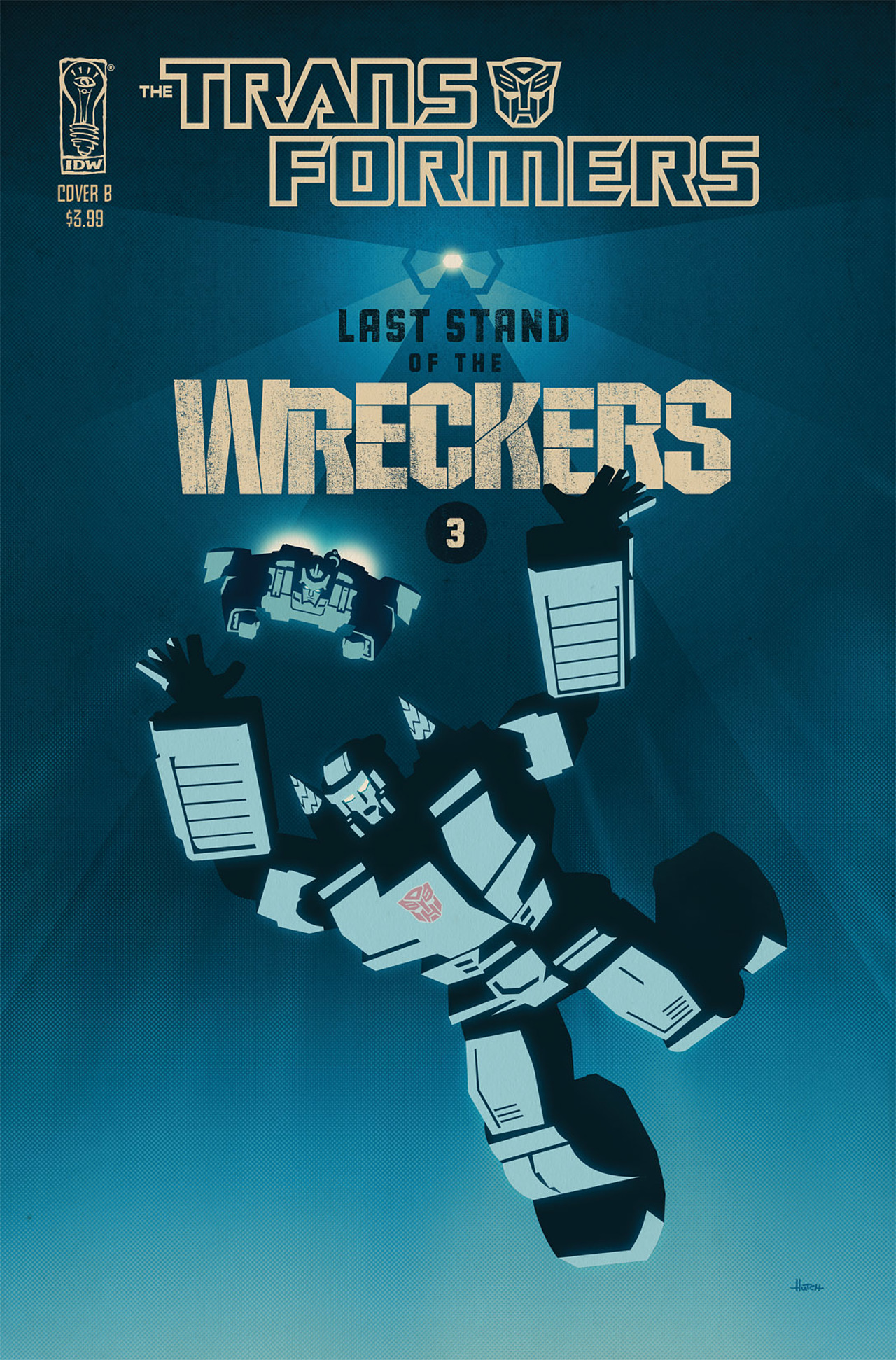 Read online Transformers: Last Stand of The Wreckers comic -  Issue #3 - 2