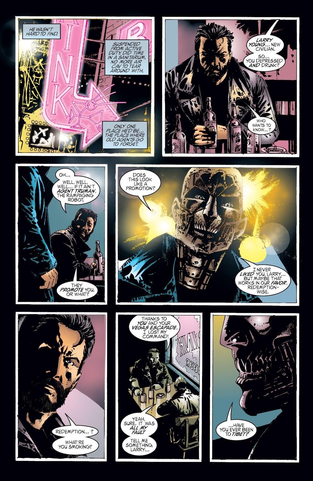 Deathlok (1999) issue 11 - Page 23
