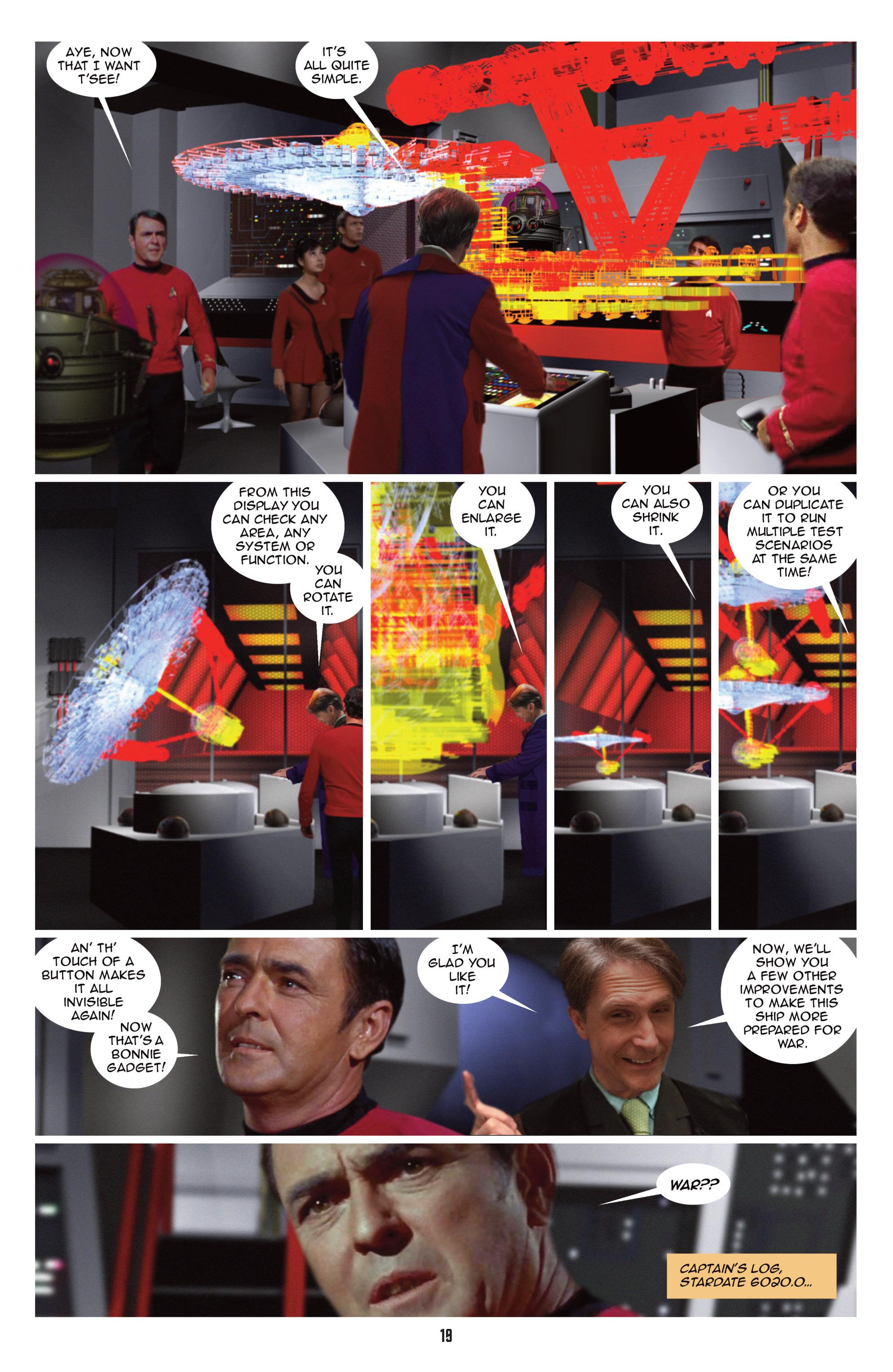 Read online Star Trek: New Visions comic -  Issue #15 - 21