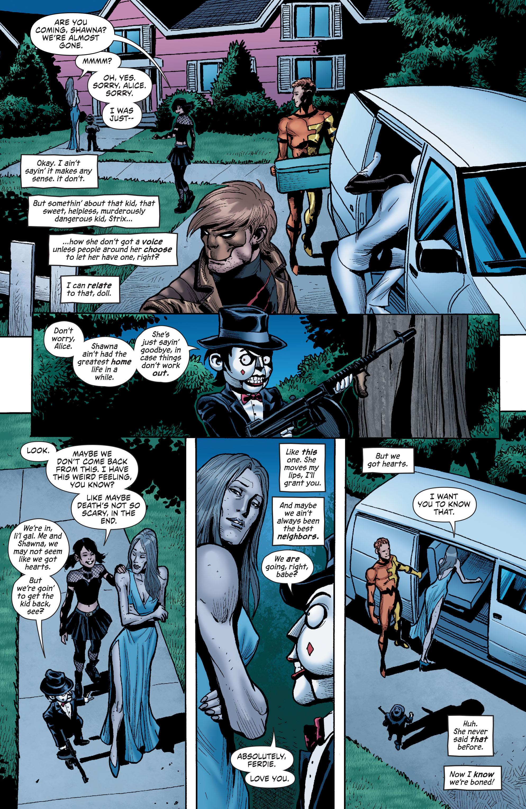 Read online Secret Six (2015) comic -  Issue #13 - 18