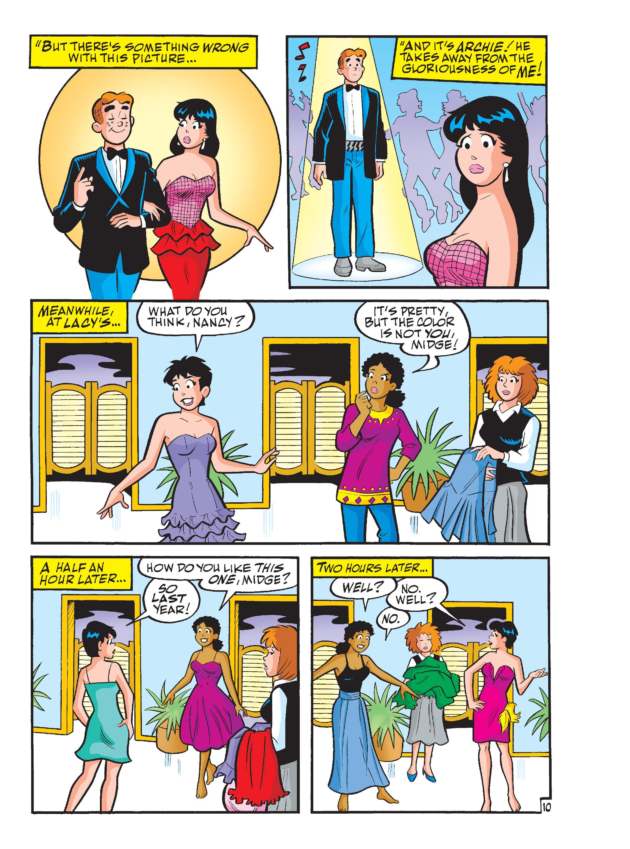 Read online Archie Giant Comics Collection comic -  Issue #Archie Giant Comics Collection TPB (Part 1) - 235