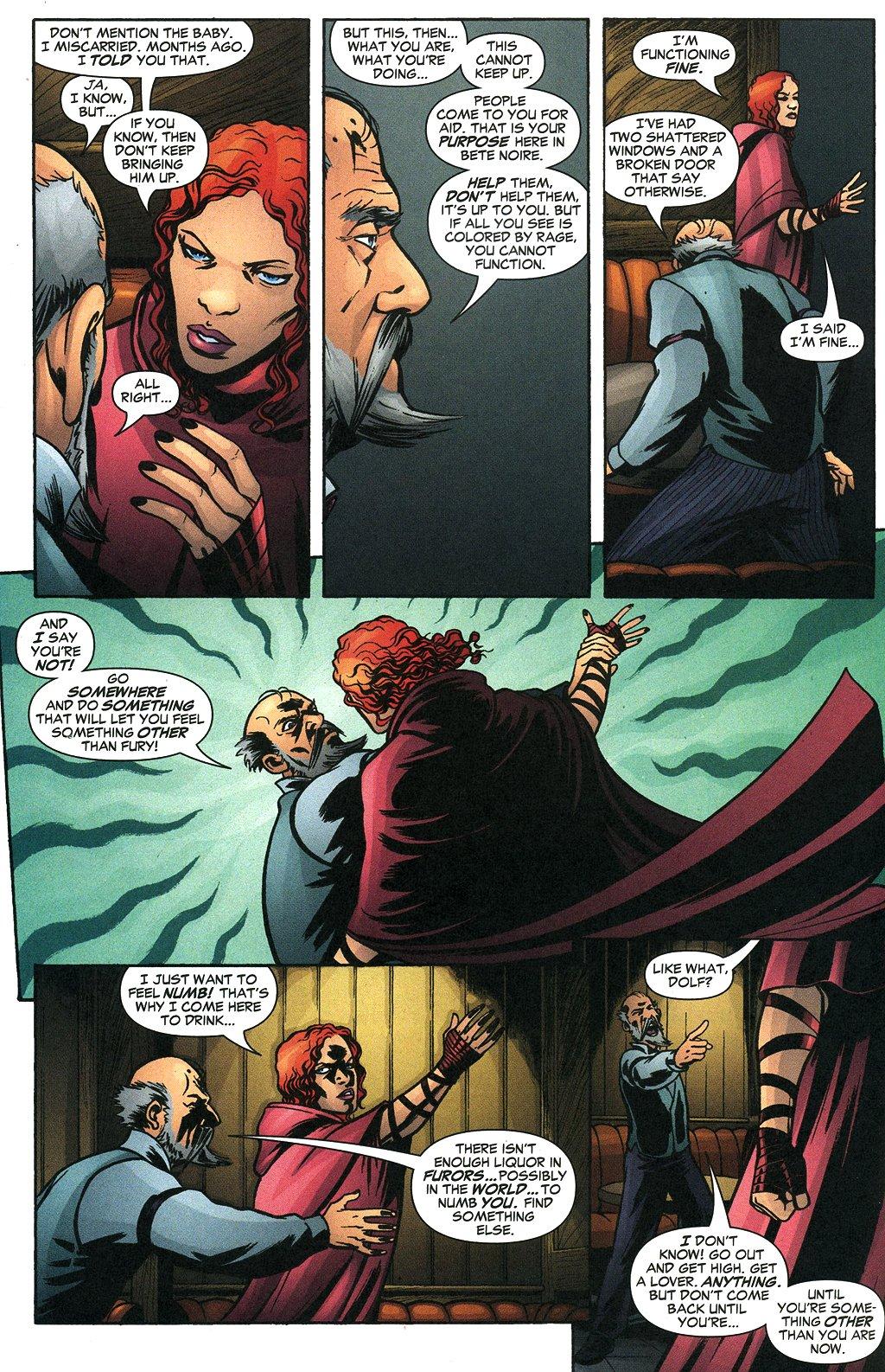 Read online Fallen Angel (2003) comic -  Issue #19 - 13